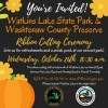 Ribbon Cutting Ceremony scheduled for Watkins Lake State Park and Washtenaw County Preserve
