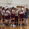Lady Dutch Middle School Volleyball Win over Addison