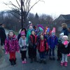 Welcoming the New Year with Walk to School!