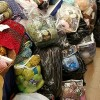 Chain Gang receives large donation of yarn