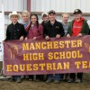 Manchester Equestrian Team places 5th in State Finals