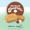 Girl Scout cookie sales have started & feature new cookie, the S'more!