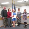 February 2018 Student of the Month Lauren Schriber