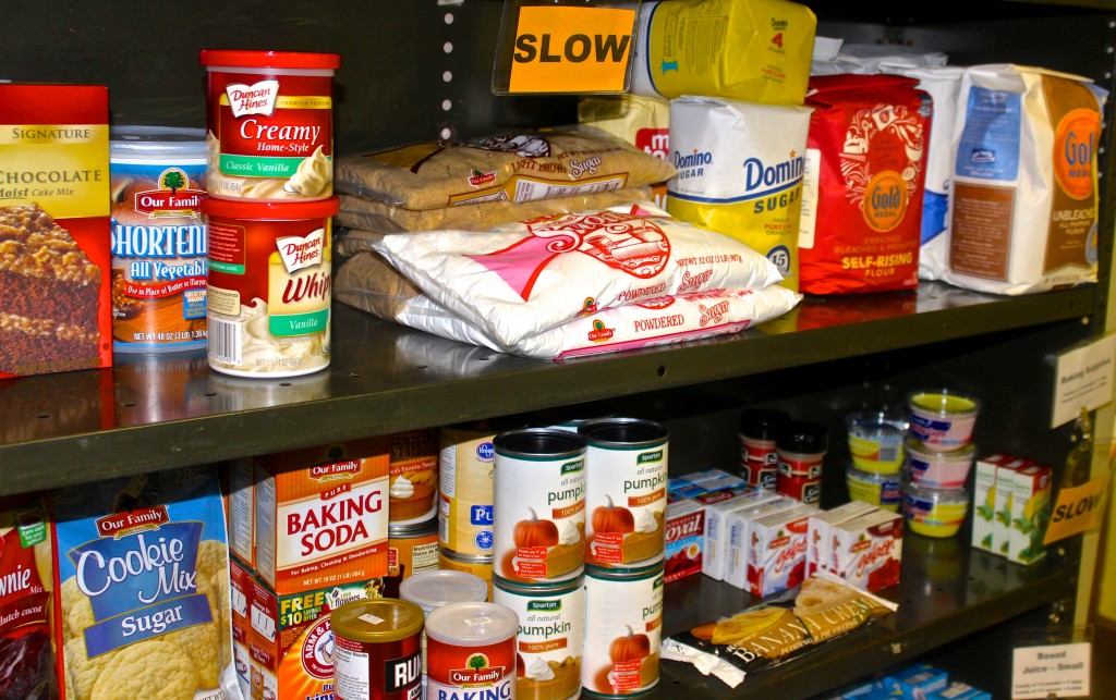 Homefront Food Pantry