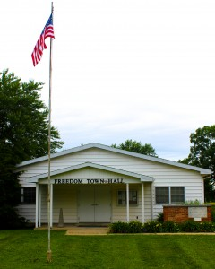Freedom Township Hall