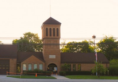 Manchester Township Hall