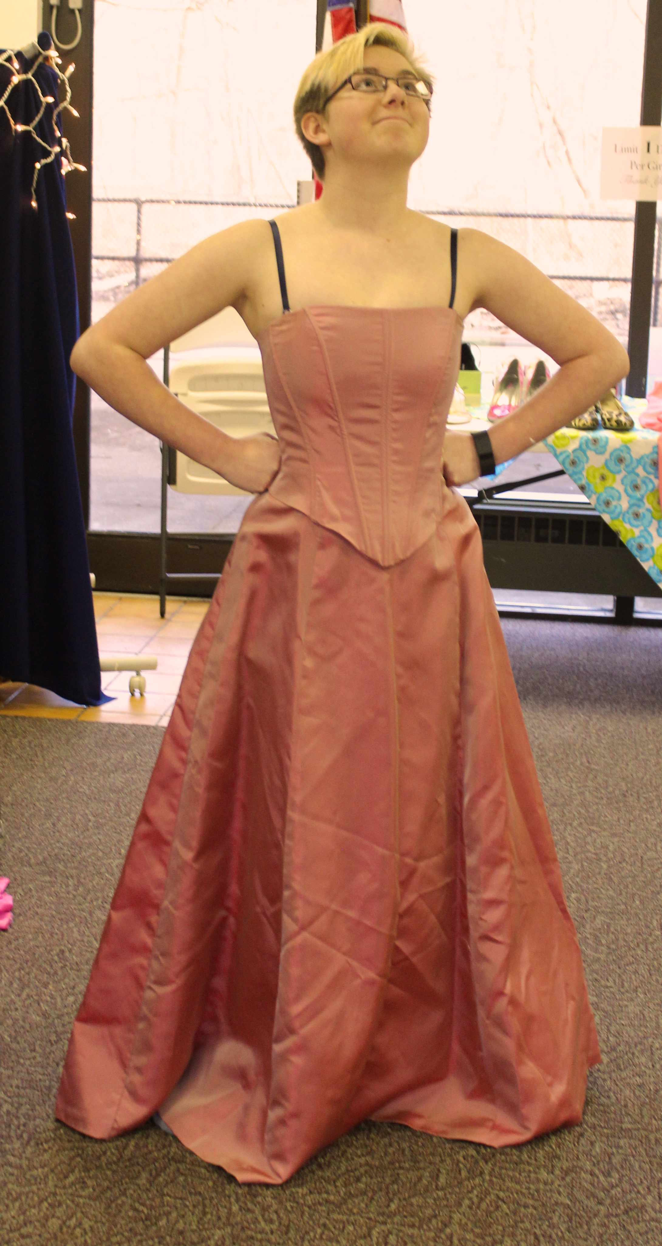 Funky Prom Dress Manchester Adornment - Colorful Wedding Dress Ideas ...