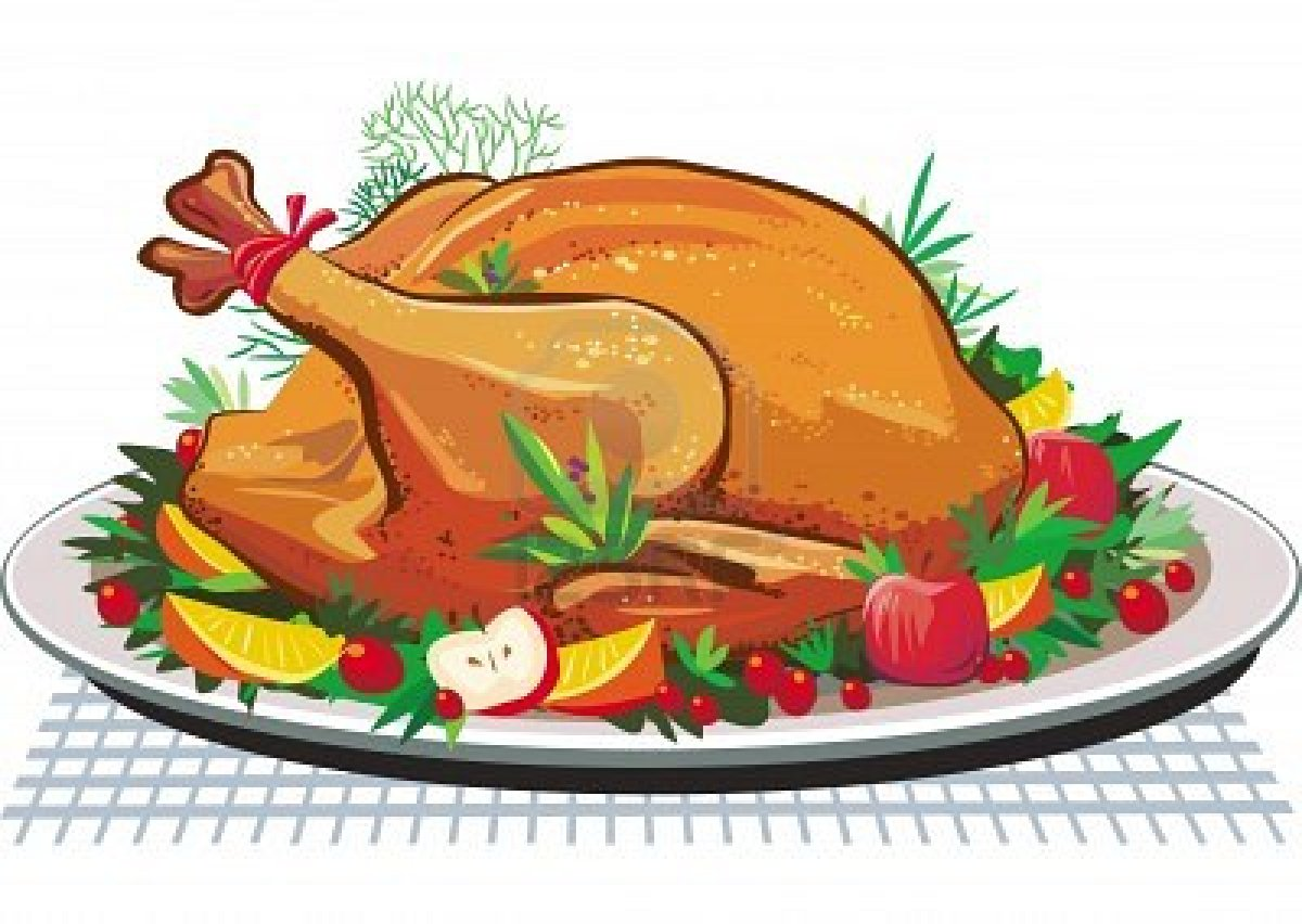 Turkey dinner at emanuel church this wednesday the for What to eat on thanksgiving dinner