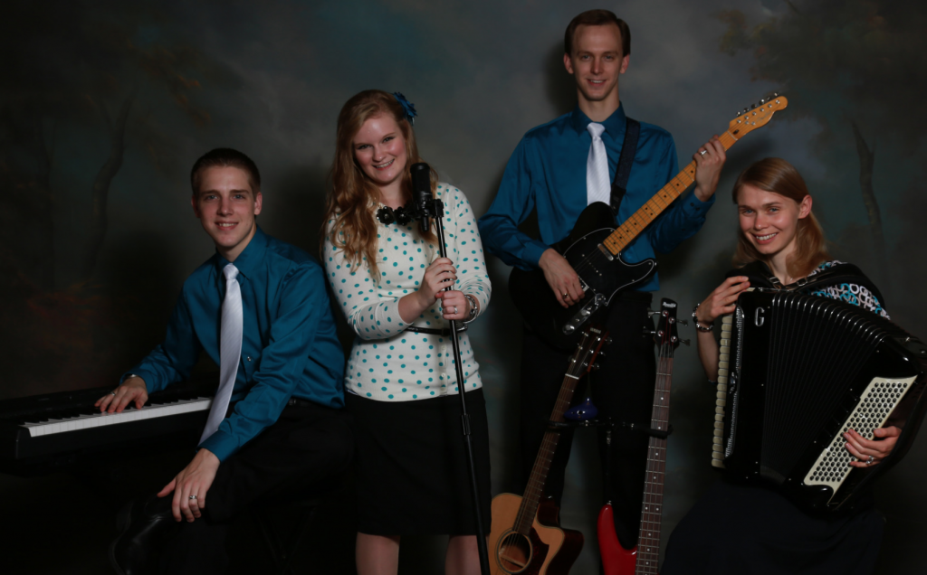 The Forester Brothers Family will be performing a free gospel concert open to the public, on Friday, Aug. 5th at 7pm. Photo courtesy of Forester Brothers Family.