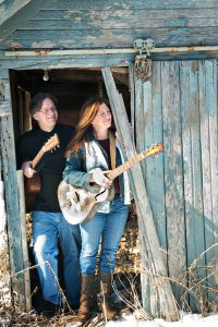 Shari Kane and Dave Steele will bring the blues to the Gazebo Thursday night at 7:30.