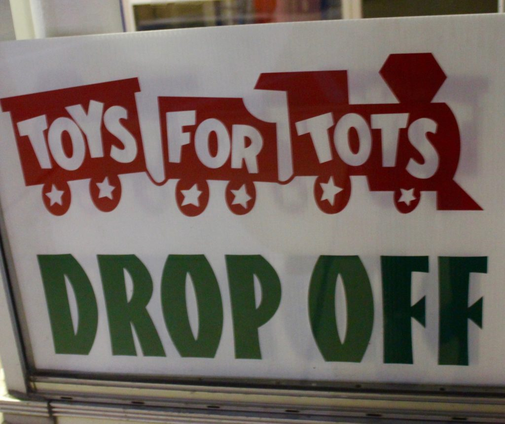 Toys For Tots Font : Manchester toys for tots collecting to make sure