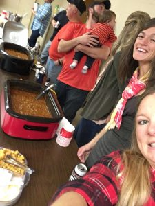 Gallons of fun at the co-op preschool Chili Cookoff last Saturday!