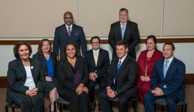Washtenaw County Commissioners Board. Photo courtesy of
