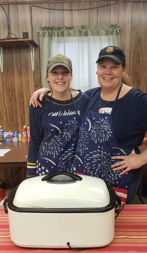 Sportsman Club Chili Cook Off Winners The Manchester Mirror
